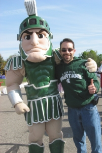 Ari and Sparty