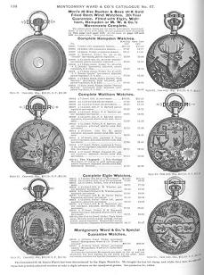 Montgomery Ward 1872 Catalog