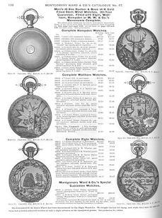 Montgomery Ward 1872 Catalog