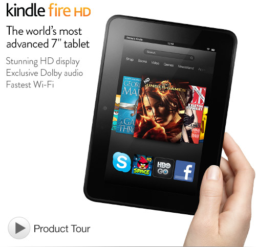 How to get the most heat out of your Kindle Fire HD (1/2)