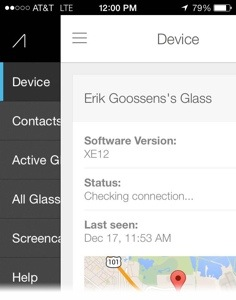 MyGlass for iOS!