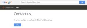 glass help
