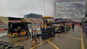 Michigan International Speedway Pit Road