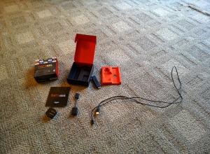 Amazon FireTV Stick box contents