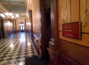 Speaker Bolger office