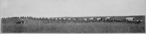 wagon train oklahoma